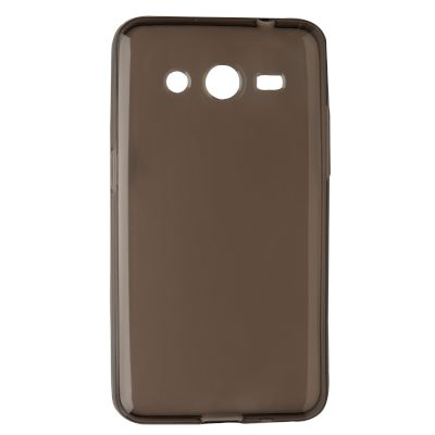 Θήκη Sentio Back Cover για Galaxy Core II Μαύρη