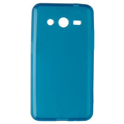 Θήκη Sentio Back Cover για Galaxy Core II Μπλε