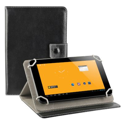 "Θήκη pokeit Universal Book Cover για tablet 7-7.85"" Μαύρη"