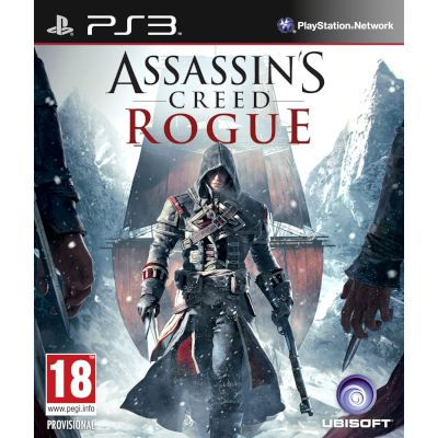 Ubisoft Assassins Creed Rogue PS3