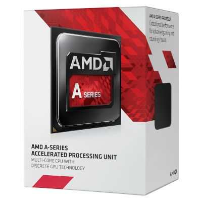 AMD CPU A8 7600 (FM2+/3.80 GHz/4 MB)