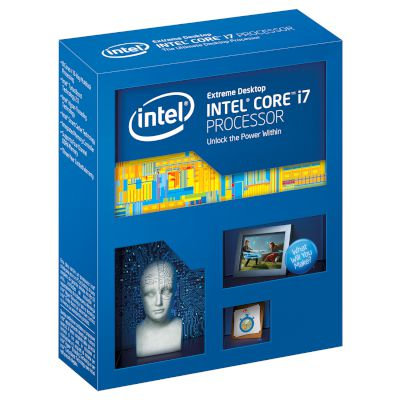 Intel CPU Core i7 5960X (2011-3/3.00 GHz/20 MB)