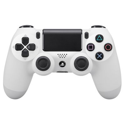 PS4 Dualshock 4 White Wireless Controller