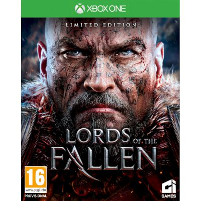 City Interactive Lords Of The Fallen Limited Edition XBOX ONE