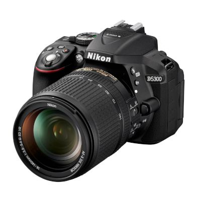 Digital Camera D5300 Kit (18-140mm)
