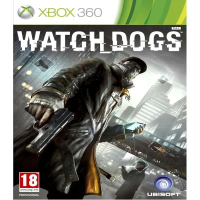 Ubisoft Watch Dogs Standard Edition XBOX 360