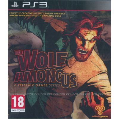 Tell Tale The Wolf Amongs us PS3