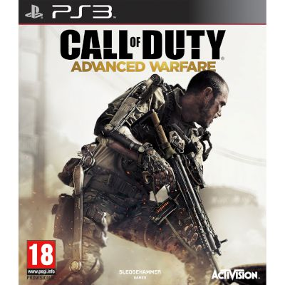 Activision Call Of Duty Advanced Warfare Standard Edition PS3