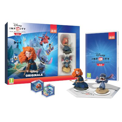 Disney Disney Infinity 2.0 Toy Box Combo Xbox One