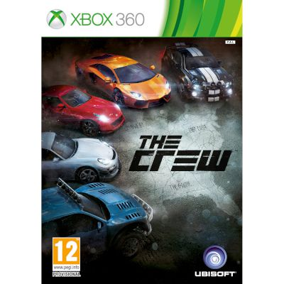 Ubisoft The Crew Standard Edition XBOX 360