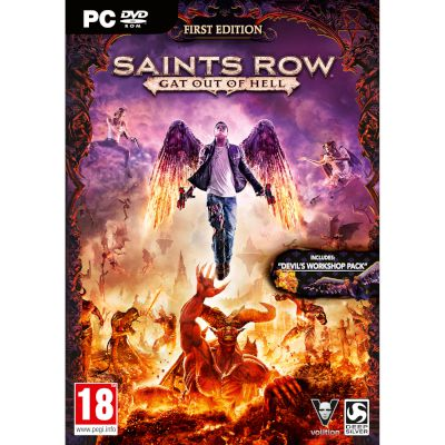 Deep Silver Saints Row: Gat Out Of Hell PC