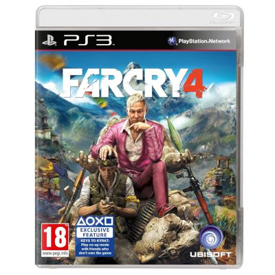 Ubisoft Far Cry 4 Standard Edition Playstation 3