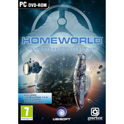 Ubisoft Homeworld Remastered Collection PC