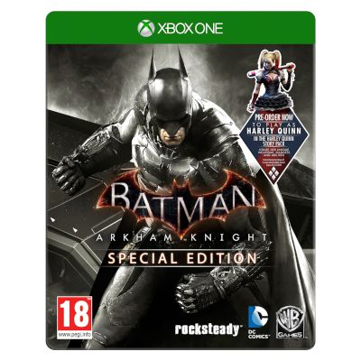 Warner BatmanArkhamKnight Special Edition XBOX ONE