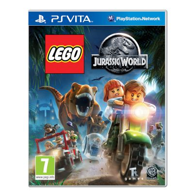 Warner Lego Jurrassic World PS VITA