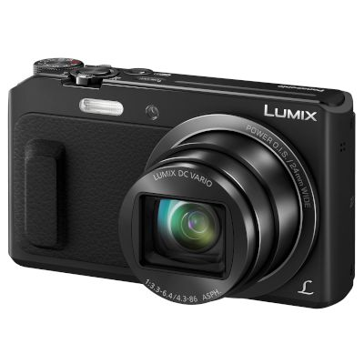 Panasonic Digital Camera Lumix DMC-TZ57 Μαύρο