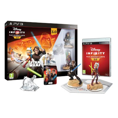 Infinity 3.0 Star Wars Starter Pack (PS3)