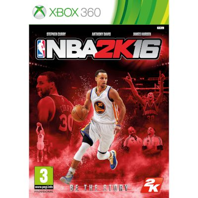Take2 Interactive NBA 2K16 XBOX 360
