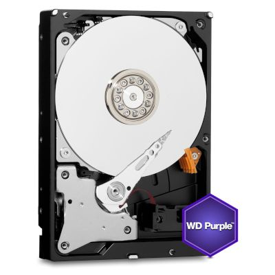 WD Purple Surveillance HDD 3TB