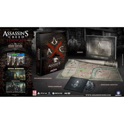 Ubisoft Assassins Creed Syndicate The Rooks Edit PC