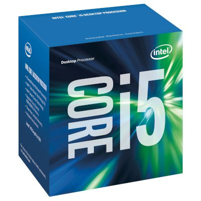 Intel CPU Core i5 6400 (1151/2.70 GHz/6 MB)