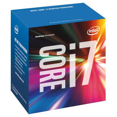 Intel CPU Core i7 6700K (1151/4.00 GHz/8 MB)
