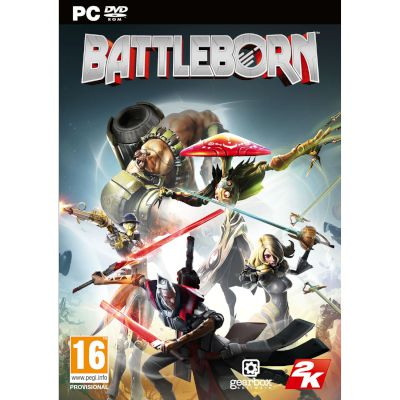 Take2 Interactive Battleborn PC
