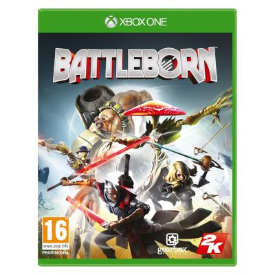 Take2 Interactive Battleborn XBOX ONE