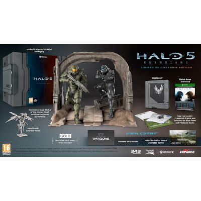 Microsoft Halo 5 Limited Collector Edition XBOX ONE