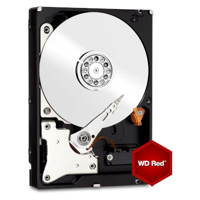 WD Red NAS HDD 5TB