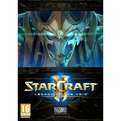 Blizzard Starcraft II Legacy Of The Void PC