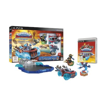 Activision Skylanders Superchargers Starter Pack PS3