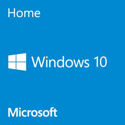 Microsoft Windows 10 Home 64-bit Αγγλικά DSP