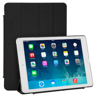 "Θήκη Sentio Smart Cover για tablet iPad Air 2 9.7"" Μαύρη"