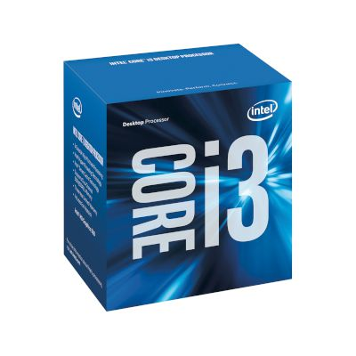 Intel CPU Core i3 6100 (1151/3.7 GHz/3 MB)