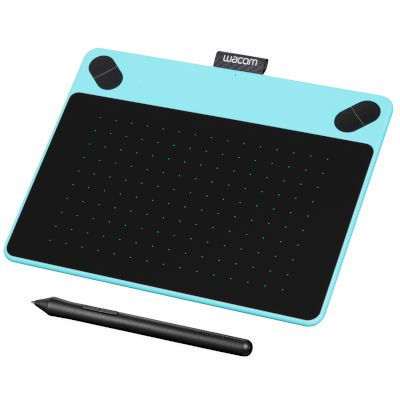 Wacom Intuos Draw Blue Small Pen