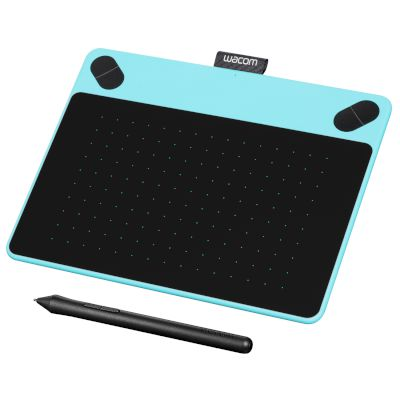 Wacom Intuos Comic Blue Small Pen & Touch