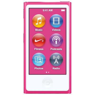 Apple iPod Nano 16 GB Ρόζ