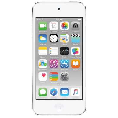 Apple iPod touch 64 GB White & Silver