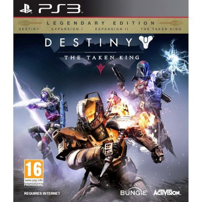 Activision Destiny The Taken King Legendary Edition Playstation 3