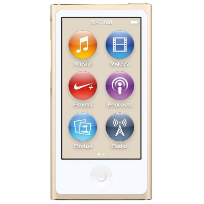 Apple iPod nano 16 GB Χρυσό