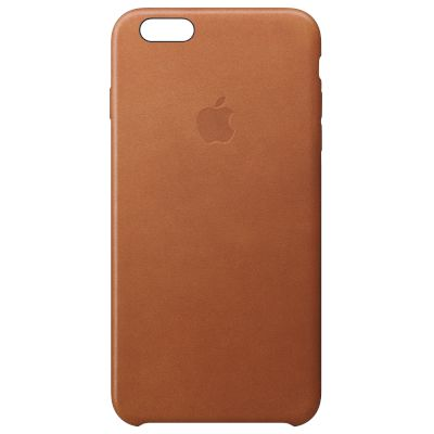Θήκη Apple Back Cover για iPhone 6s Plus Saddle Brown