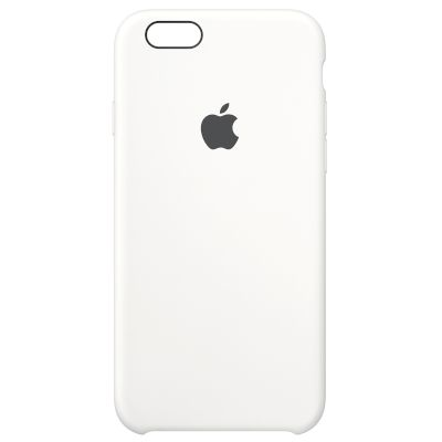 Θήκη Apple Back Cover για iPhone 6/6s Plus Λευκή