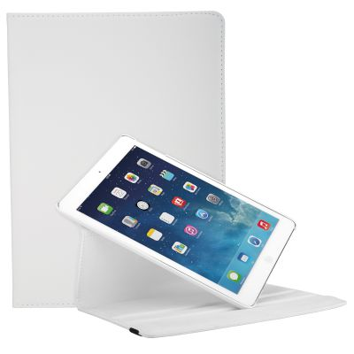 "Θήκη Sentio Rotating για tablet Hive V / iPad Air 9.7"" Λευκή"