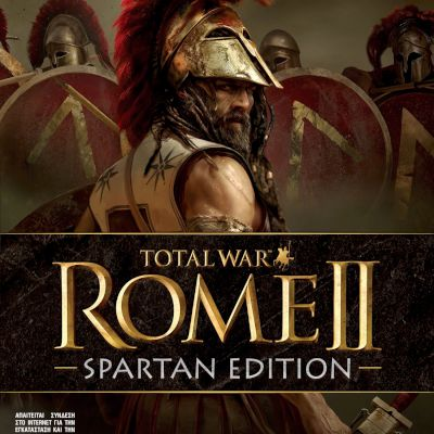 Sega Total War: Rome 2 Spartan Edition PC