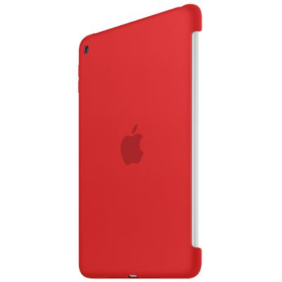 Θήκη Apple Silicone Case για tablet iPad mini 4 Κόκκινη