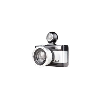 Lomo Fisheye2 Black - Silver