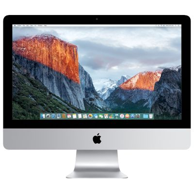 Apple iMac 21,5'' MK142GR/A (Late 2015) (Core i5 5250U / 8 GB / 1 TB SATA / Intel Iris 6000)