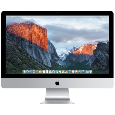 Apple iMac MK482GR/A (Core i5 6600 / 8 GB / 2 TB Fusion / AMD)
