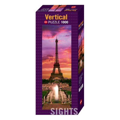 "Puzzle ""Eiffel Tower"" 1000 τεμ."
